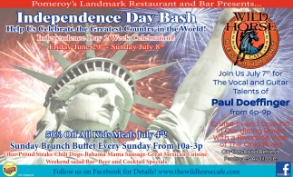Independence Day Bash