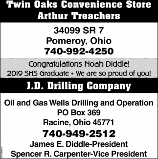 Arthur Treachers / Drilling Company