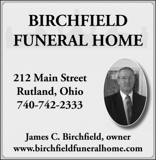 James C. Birchfield, Owner