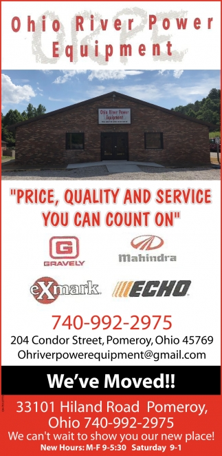 Price, Quality and Service You Can Count On