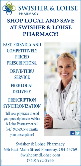 Fast, friendly and competitively priced prescriptions