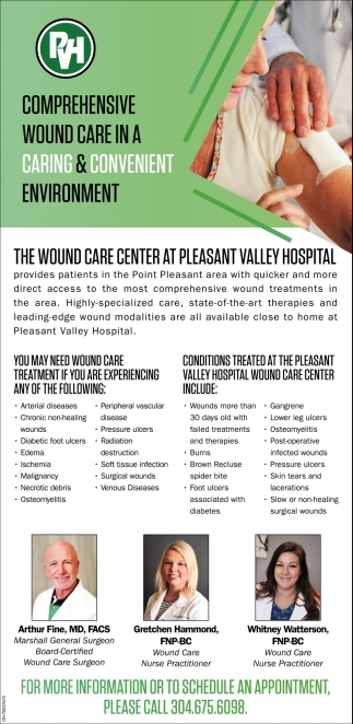 The Wound Care Center