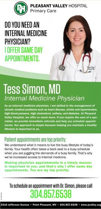 Tess Simon, MD